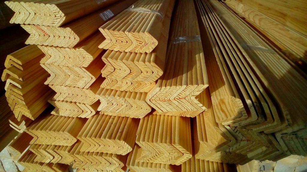 Купить деревянный нащельник Харьков