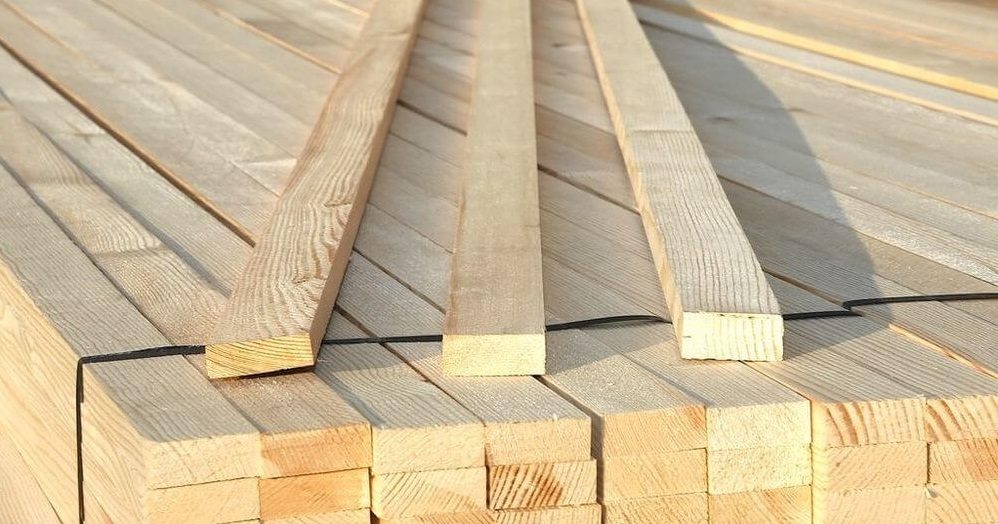 ᐅ Обрезная рейка деревянная Харьков, цена | Купить рейку обрезную